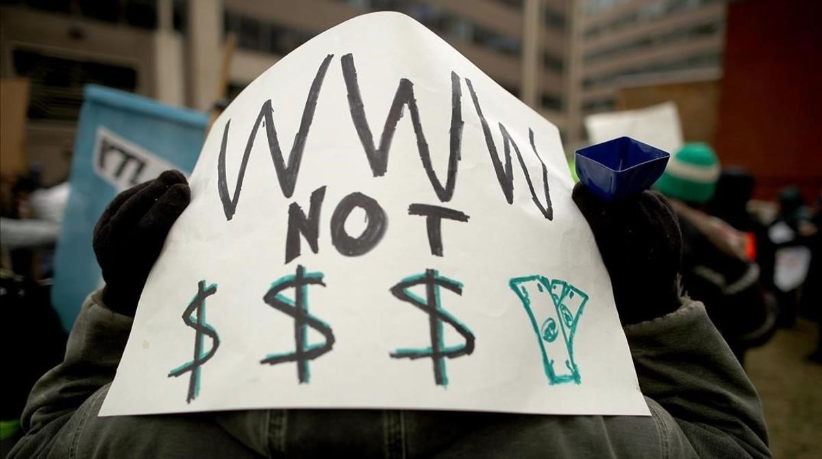 El final de la neutralitat de la xarxa augura una internet a dues velocitats
