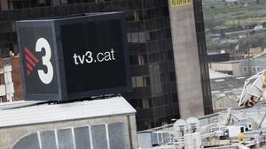 Sede de TV-3.