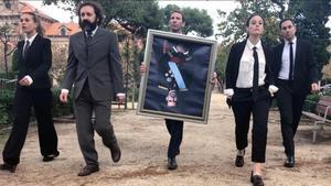 Imagen promocional de 'El discurs de Phillippe The Sixth', de LAminimAL.