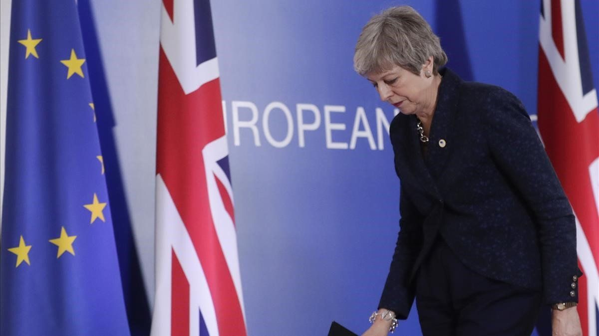 El Govern conservador pressiona per forçar la dimissió de Theresa May