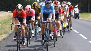 'Bombolla' alpina i Soler en ruta cap al Tour