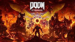Imagen promocional de 'Doom Eternal'.