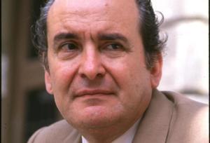 El escritor barcelonés Carlos Rojas, en una imagen de archivo