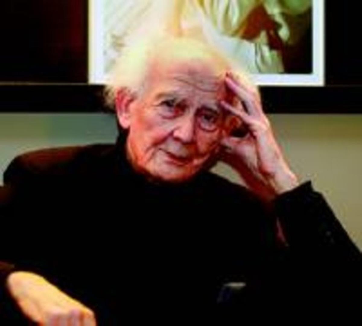 "Zygmunt Bauman: ""La única certeza es la incertidumbre"""