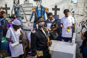 Haití celebró el Día de los Muertos como si la covid-19 no existiera