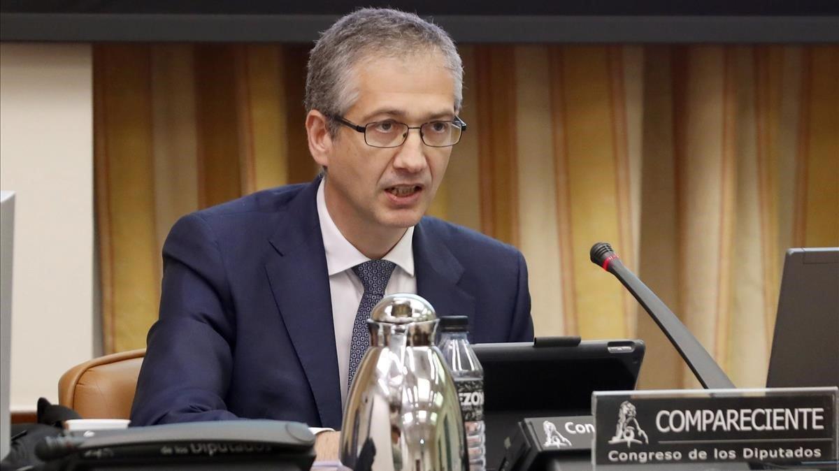 El Banc d'Espanya descarta ja l'escenari més favorable de recuperació