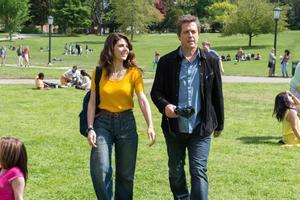 Hugh Grant protagoniza '¿Cómo se escribe amor?'.