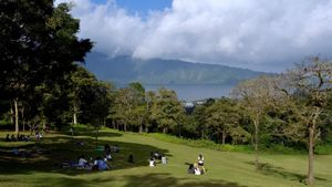 Imagen de la paradisiaca Bali.