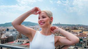La cantante Soraya presenta su último sencillo, 'El pretendiente'.