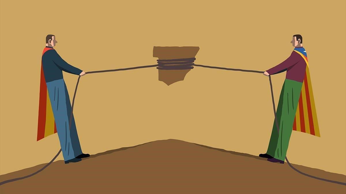 Dos polos no tan opuestos