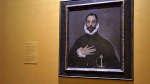 La ciudad castellana rinde tributo al genio con una muestra con más de un centenar de obras del pintor.