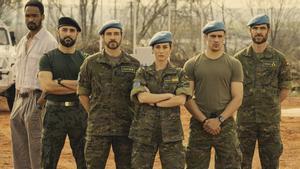 TVE prepara 'Fuerza de Paz', una nueva serie con la productora de 'Patria'