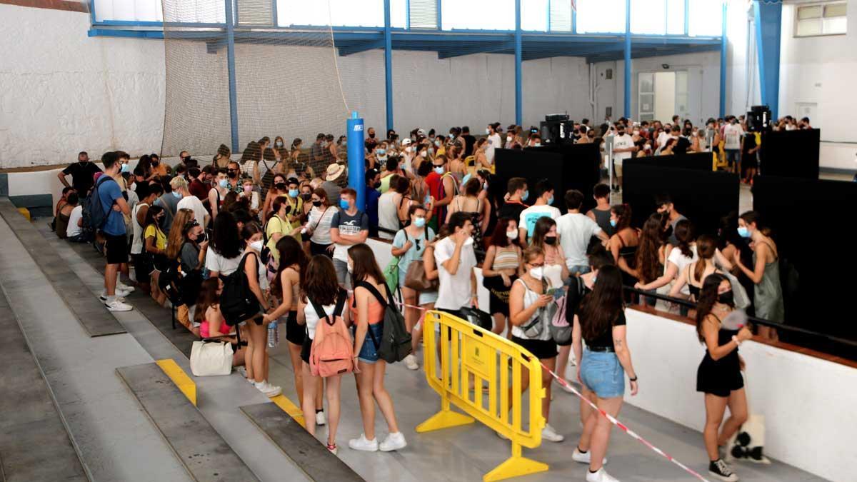 Els festivals confien en l'estudi de Salut per refutar les crítiques