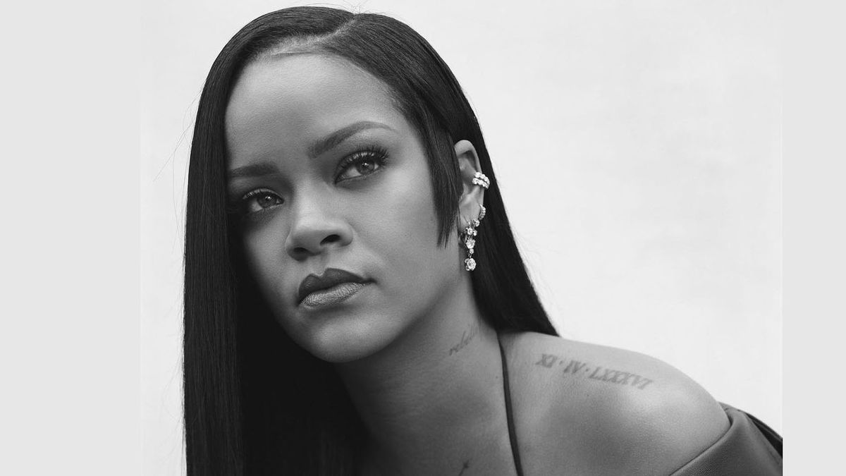 Rihanna anuncia el lanzamiento de su primer perfume con su marca Fenty Beauty