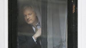 El periple d'Assange