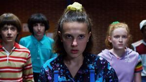 Netflix desvela la espectacular audiencia que ha cosechado 'Stranger Things 3' en solo cuatro días