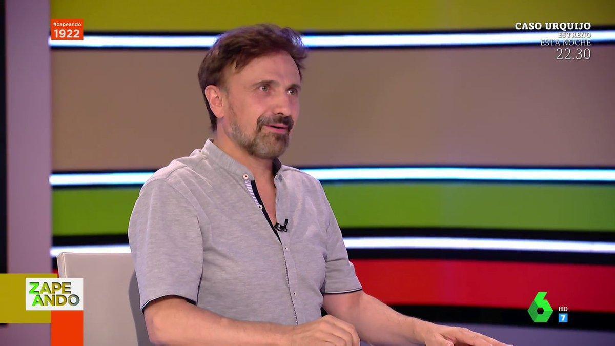 José Mota en 'Zapeando'