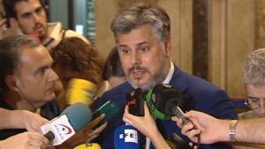 Albert Batet ha negat que el seu consistori hagi fet cap encàrrec sobre el referèndum.