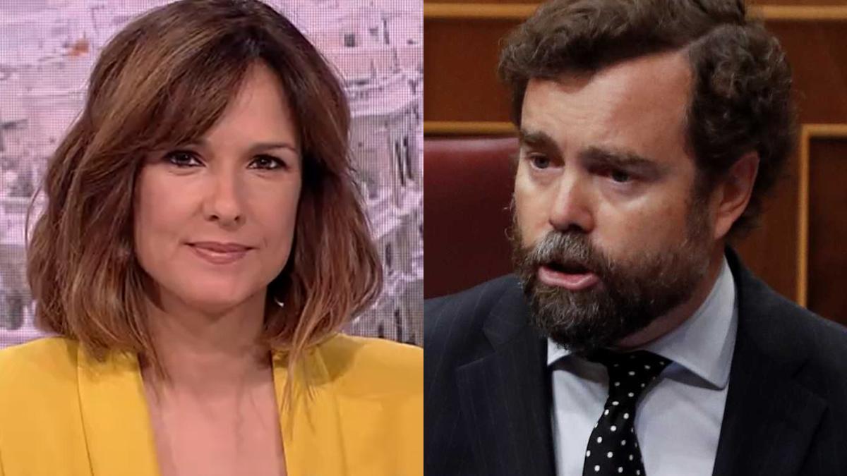 """Mónica López, a Espinosa de los Monteros: """"Cuando quiera le cuento la diferencia entre meteorología y clima"""""""
