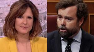 Mónica López, a Espinosa de los Monteros: «Quan vulgui li explico la diferència entre meteorologia i clima»