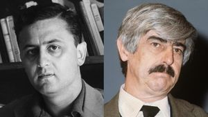 Luis Martín Santos y Juan Benet.
