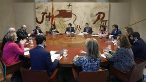 La pandemia, Catalunya y España