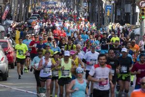 Cancel·lada la marató de Barcelona