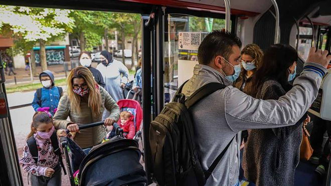 La línea 54 del bus de Barcelona cambia el recorrido: este es el nuevo trayecto