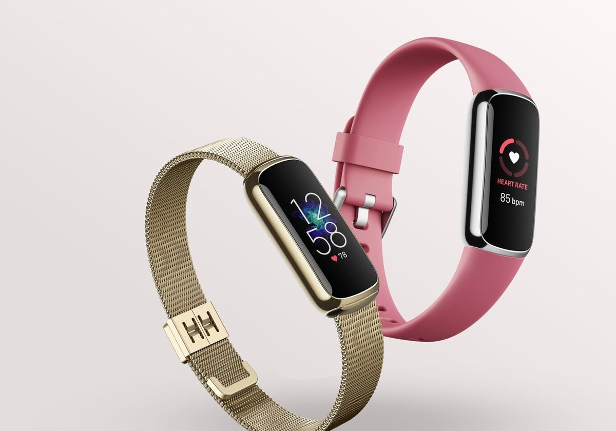 Fitbit Luxe.