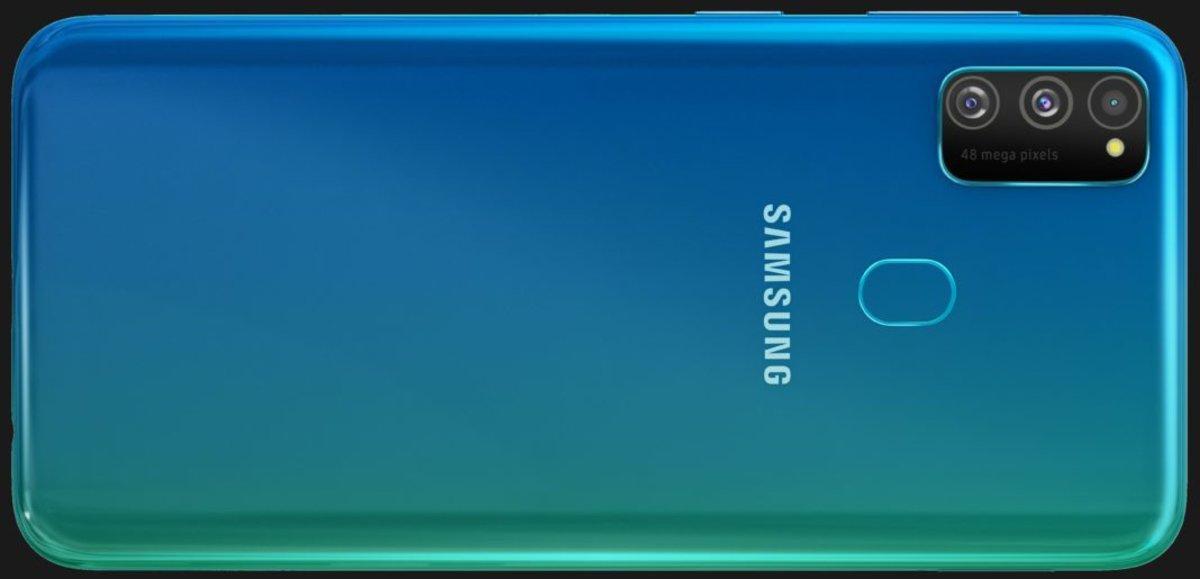 Samsung llança un mòbil en la gamma mitjana amb 6.000 mAh de bateria
