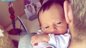 Soraya Arnelas presenta en Instagram a su primera hija, Manuela de Gracia.
