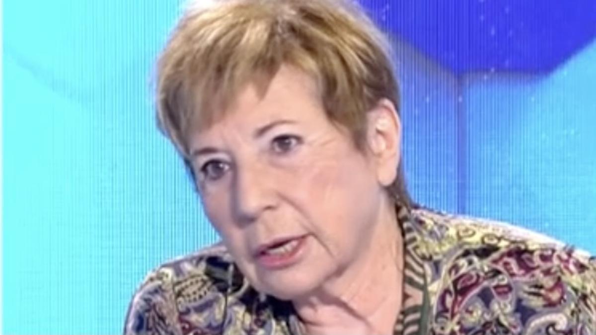 """Celia Villalobos, muy cabreada en 'Todo es mentira' por una broma sobre el PP: """"No me hace ninguna gracia"""""""