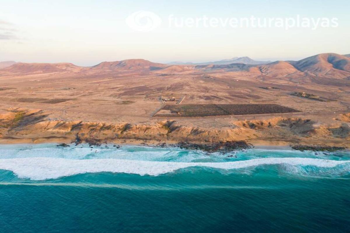 Fuerteventura, un paraíso amenazado por varios proyectos