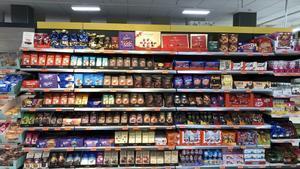 Mercadona incrementa un 60% les vendes de les rajoles de xocolata pel confinament