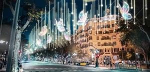 El Pare Noel arribarà en furgoneta: el tiberi del comerç 'online'