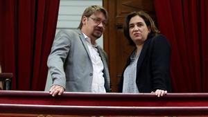 L'independentisme i els comuns celebren amb cautela l'adeu a Rajoy