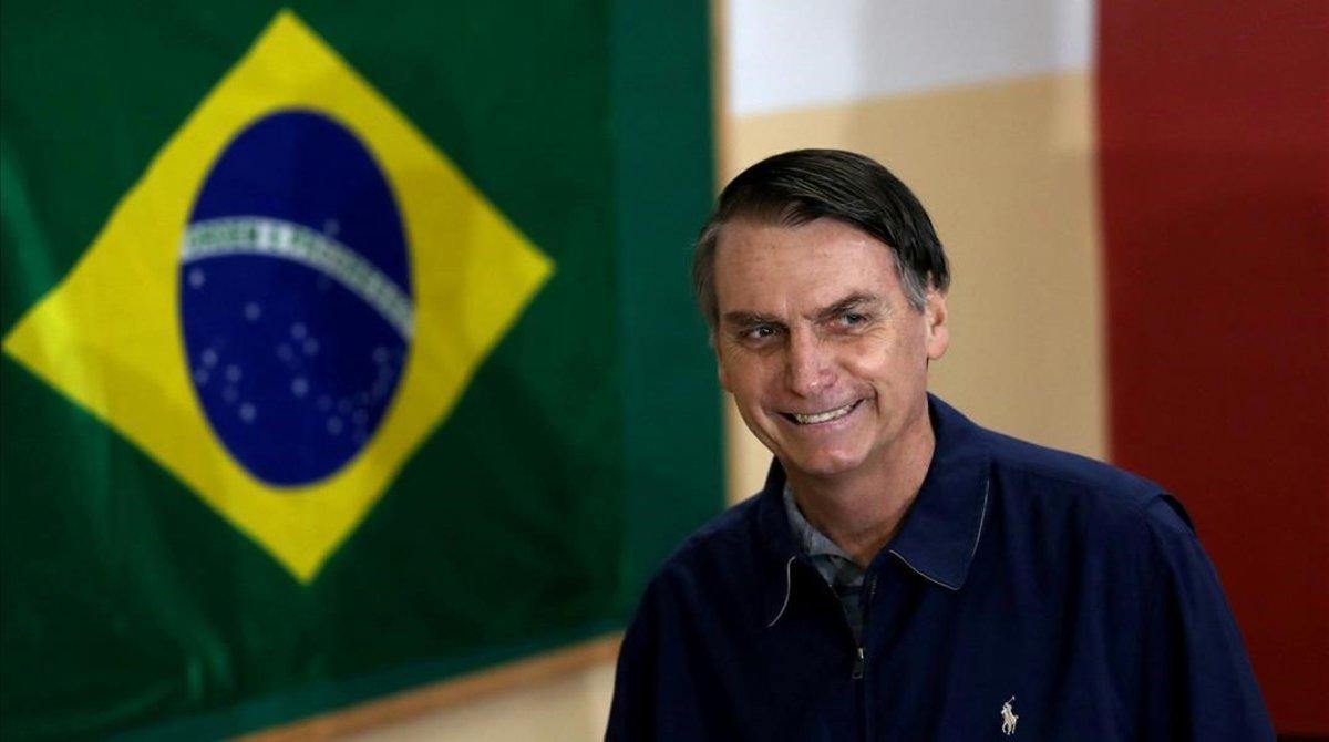 Jair Bolsonaro fue candidato del Partido Social Liberal