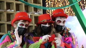 Una de las actividades navideñas celebradas en Sabadell