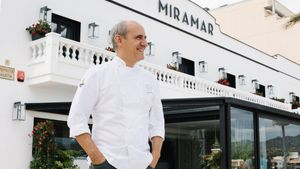 Paco Pérez reobre Miramar amb una oda a la gastronomia marina
