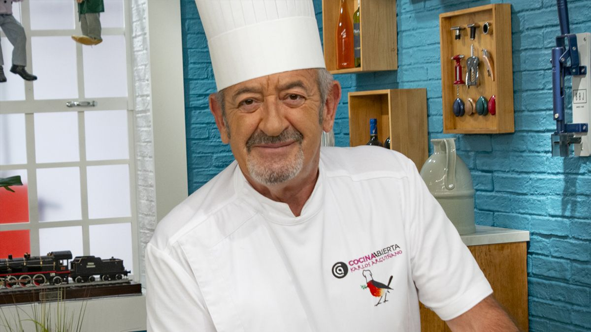 Karlos Arguiñano, galardonado con el Premio Nacional de Televisión