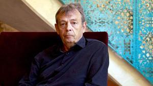 El escritor francés Pierre Lemaitre, en Arlés.
