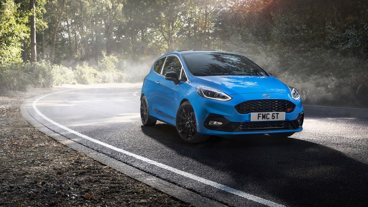 Ford apuesta por el dinamismo y la diversión con el Fiesta ST Edition