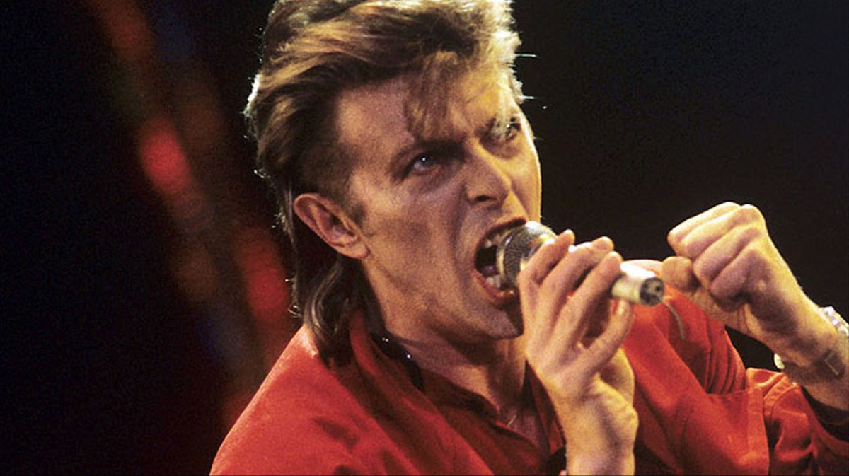 Un repaso a la vida de David Bowie.
