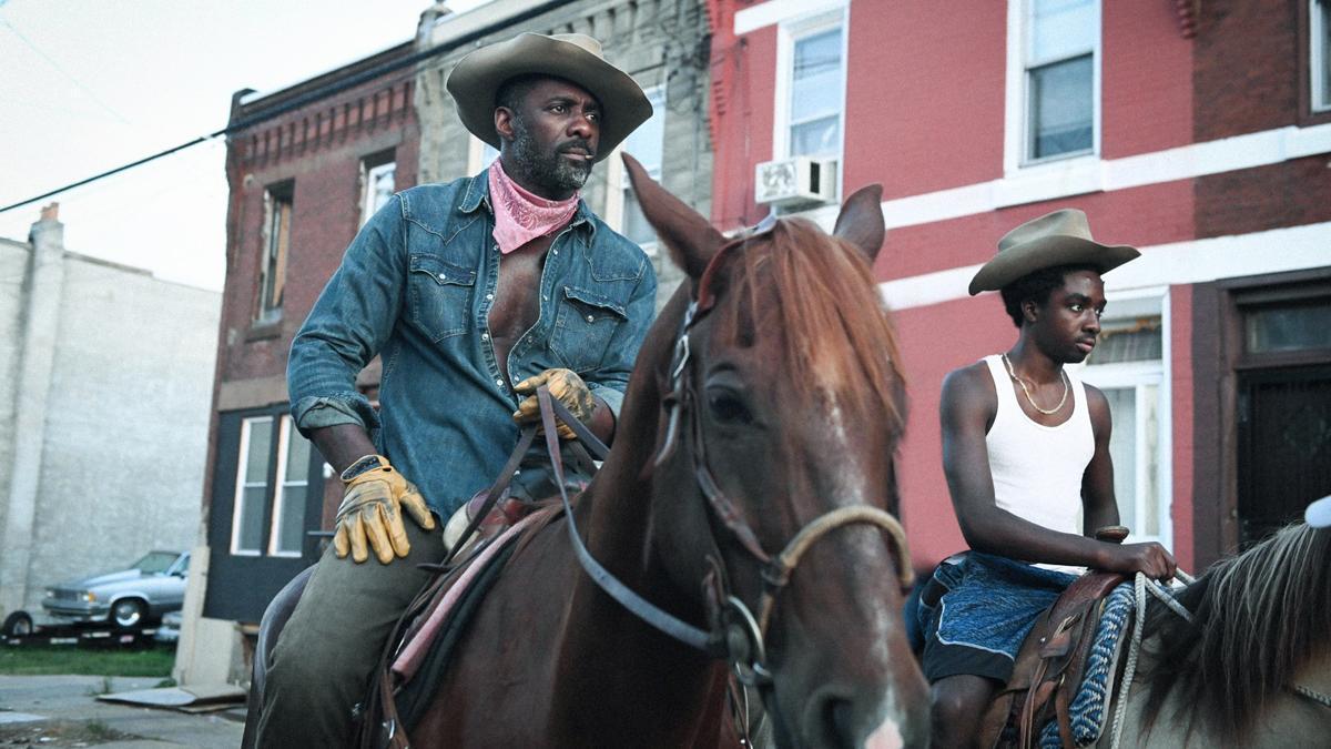 'Cowboy de asfalto': fuera de foco