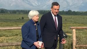 Yellen planta cara a Trump y defiende la regulación del sector financiero