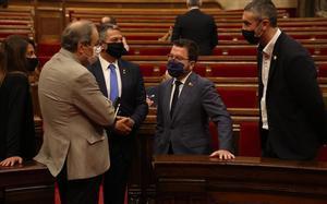 Els catalans suspenen tots els polítics després del debat de política general