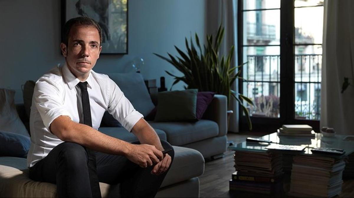 Jaume Ripoll, cofundador y director editorial de la plataforma 'online' Filmin.