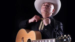 El cantante catalán de country Don Frank.