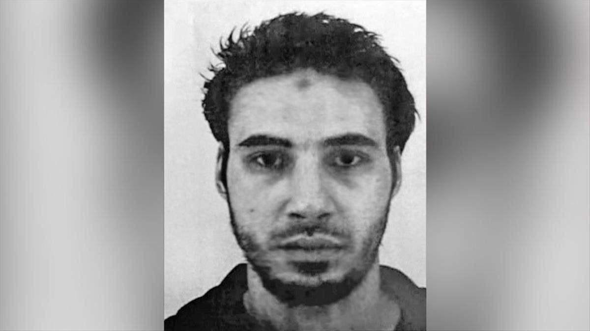 Cherif Chekatt, el presunto terrorista de Estrasburgo.