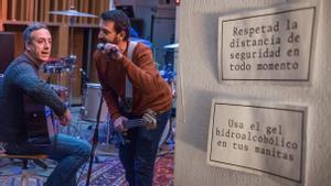 Concierto de Nueva Vulcano en la sala El Pumarejo.